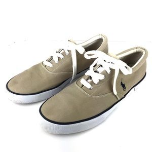Polo by RALPH LAUREN Forestmont Canvas Sneakers